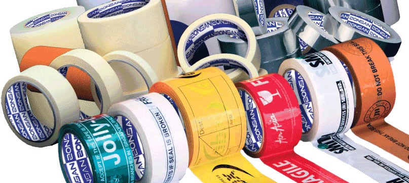 OPP Printed & Color Packaging Tape